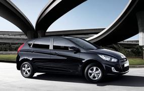 Новый автомобиль Hyundai Solaris