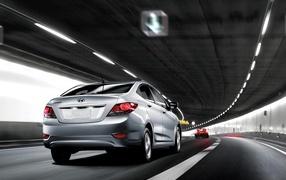 Фото автомобиля Hyundai Accent