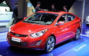 Надежный автомобиль Hyundai Elantra 2014
