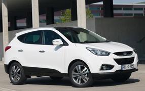 Фото автомобиля Hyundai IX35