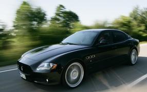 Reliable car Maserati Quattroporte
