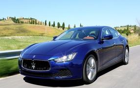 Reliable car Maserati Ghibli