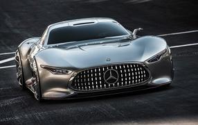 Mercedes Benz AMG видение Gran Turismo
