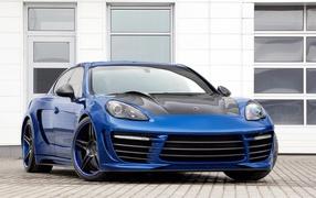Porsche of Panamera