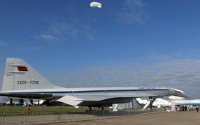 Выставка самолетов