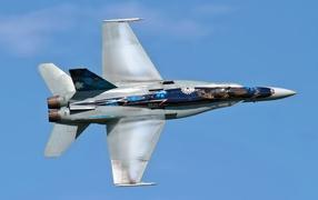 Самолет CF-18