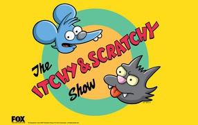 Мультфильм про кота и мышь