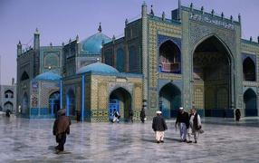 Мечеть во Афганистане