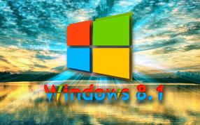 Креативный логотип Windows 8