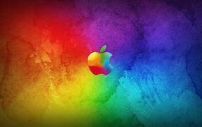 Разноцветный Apple