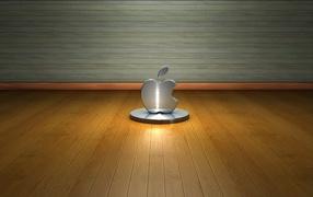 Металлический Apple