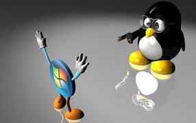 Война двух операционных систем