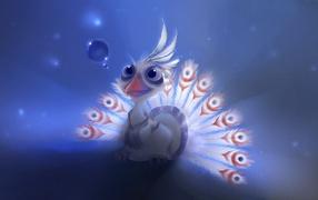 Lord shen peacock