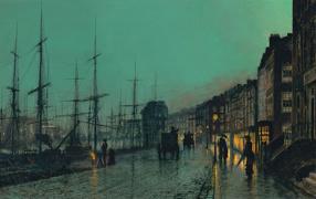 Картина Джона Эткинсона