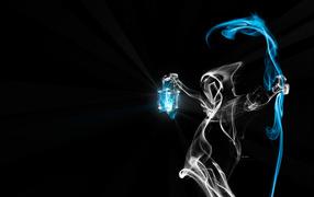 Дух смерти
