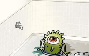 Одноглазый микроб
