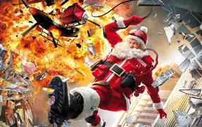 Санта клауса взорвали
