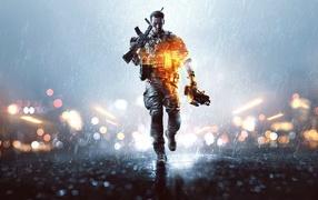 Игра Battlefield 4 premium