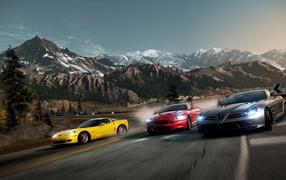 Игра гонки на автомобилях