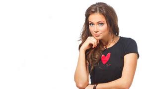 Beautiful Nastassja Samburskaya