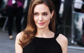 Киноактриса Анджелина Джоли