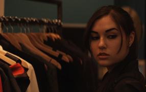 Саша Грей в гардеробе