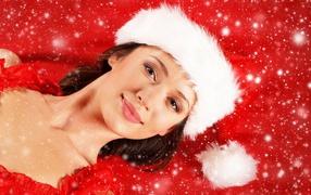 Новогодний Санта клаус
