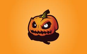 Figure pumpkin