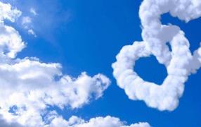 Облака говорят о любви