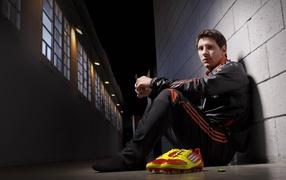 Athlete Lionel Messi