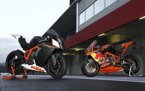 Мотоциклы КТМ