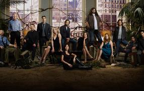 Актеры из теле сериала