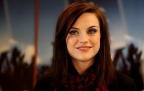 Beautiful smile Amy