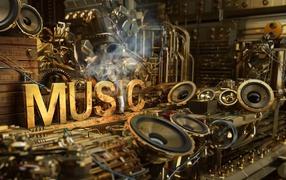 Музыкальное железо