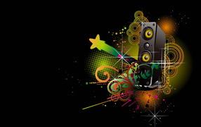 Музыкальная абстракция