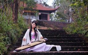 Национальный музыкальный инструмент