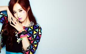 South Korean singer