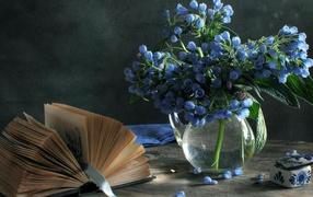 Букет из полевых цветов