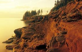 Остров Принц Эдвард в Канаде