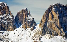 Южные альпы в Италии