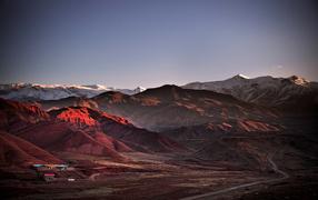 Горы в Иране