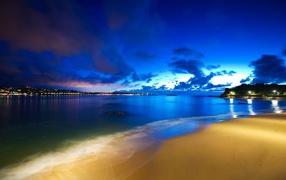 Пляж Сан Жан де Луз