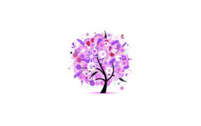 Весеннее дерево