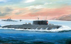 Submarine Kursk