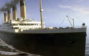 Титаник из фильма