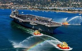 USS tug