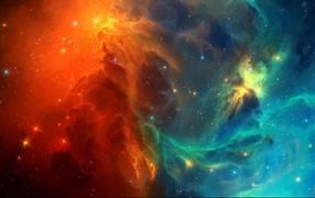 Цветной космос