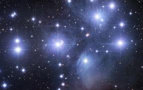 Shining brightest stars