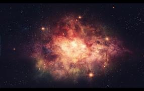 Звездная туманность
