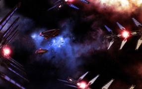 Космические корабли на звездной дороге